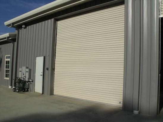 Roll up garage door ASTA 200 Series